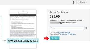 play store gift card codes valid play redeem codes free play store cards world