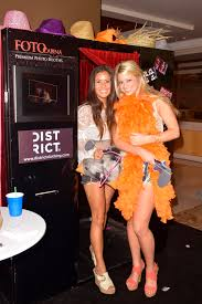catherine giudici and lesley murphy at the hard rock music lounge
