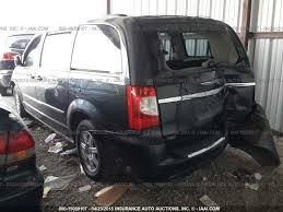 Blind Spot Alert Used 2013 Chrysler Town U0026 Country Doors Side View Mirror Left Pow