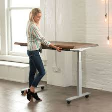 Standing Or Sitting Desk Build Your Standing Desk Standdesk