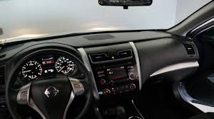 nissan altima 2015 steering wheel size 2015 brilliant silver nissan altima 4d sedan n3341a youtube