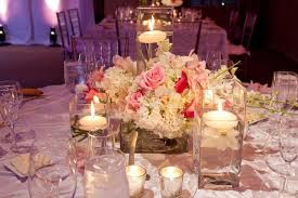 Floating Candle Centerpieces by Floating Candle Wedding Centerpiece Home Lighting Design Ideas