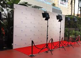 step and repeat backdrop step and repeat photography los angeles partyworks inc