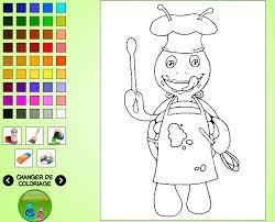 jeux de cuisine sur jeux info coloriage en ligne maison avie home