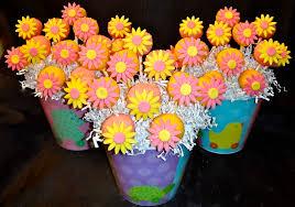 Precious Moments Centerpieces by Cake Pop Centerpieces For Baby Shower Baby Shower Diy