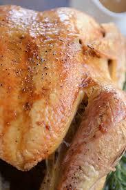 simple roasted turkey for thanksgiving gravy mel s