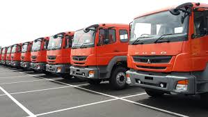 truck mitsubishi fuso india made fuso trucks shipped to indonesia