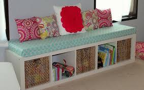 banquette chambre enfant banc chambre enfant petit banc en pin color coffre jouets avec