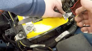 nissan leaf battery lease staff car update nissan leaf 12 volt battery upgrade optima