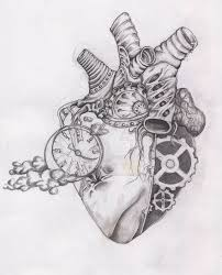702 best ink images on pinterest anatomical heart drawings and