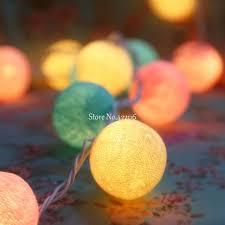 yimia 20 35 cotton lights led string lighting