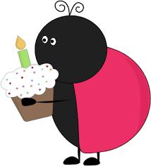birthday clipart birthday ladybug clip birthday ladybug image