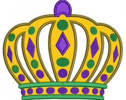 mardi gras crown mardi gras crown clip library