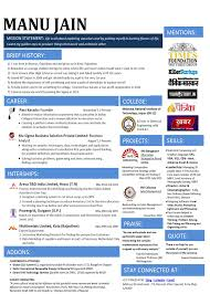 Best Resume Format For Engineering Students Detail Information In Best Resume Formats Best Resume Template