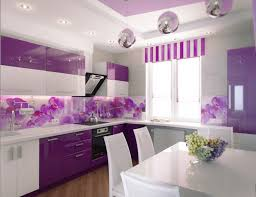 Purple Kitchen Decorating Ideas Purple Kitchens Design Ideas Interior Design