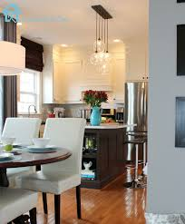 Space Above Kitchen Cabinets Ideas by Remodelando La Casa Closing The Space Above Kitchen Cabinets This