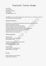 hr objective in resume hr trainer resume format download pdf hr trainer eclipse 1100 hra elliptical trainer sample resume hr trainer athletic resume