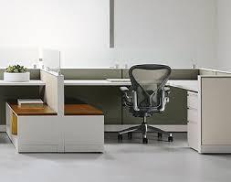 Herman Miller Reception Desk Canvas Office Landscape By Herman Miller