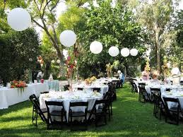 Simple Backyard Wedding Ideas by Simple Backyard Wedding Reception Ideas Digitalrabie Com