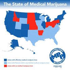 Medical Marijuana Legal States Map by Ohio Could Have Medical Marijuana By November Cannabis