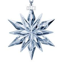 2011 swarovski annual edition dated ornament