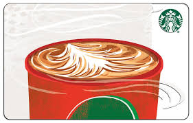 gift card tree starbucks cup tree latte gift card starbucks gift