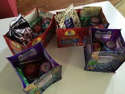 Teacher Desk Organization by Teacher Appreciation Gifts U2013 Dried Fruit Bag Desk Organizers
