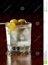 vodka martini with olives dirty vodka martini royalty free stock image image 33633116