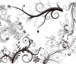 floral ornament vector graphic vector floral free vector free