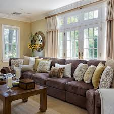 Yellow Throws For Sofas by New Color Combinations For A Brilliant Decor Couch Throws