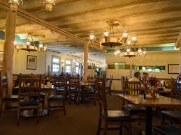 harvey house cafe at the bright angel lodge grand canyon village