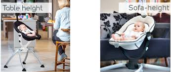 Baby Bouncer Baby Chair With Removable Cushion Swoon Up