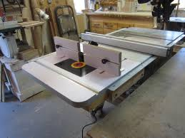 table saw router combo table saw and router table combo problem resolved by blackie