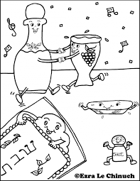 shabbat coloring pages image gallery shabbat coloring pages at