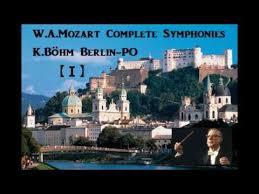 k che berlin w a mozart complete symphonies vol 1 k böhm berlin po