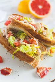 homard cuisine guedille au homard et plemousse alex cuisine