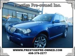 bmw x3 for sale used used bmw x3 for sale in san jose ca 133 used x3 listings in san