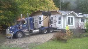 modular home delivered and set up youtube
