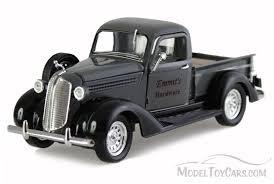 1938 dodge truck 1938 dodge truck w ladder grey signature models 32392