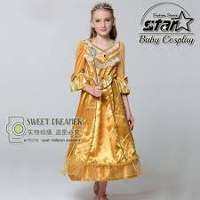 Beast Halloween Costumes Belle Beauty Beast Costume Short Promotion Shop