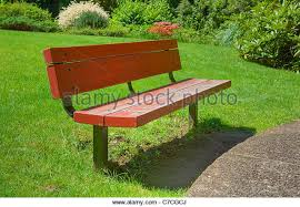 painted bench red stock photos u0026 painted bench red stock images