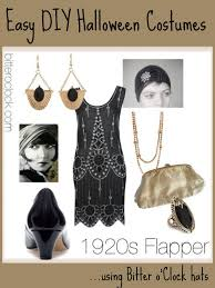 1920s Halloween Costume Easy Diy Halloween Costumes 1920s Flapper Greatgatsby Blog