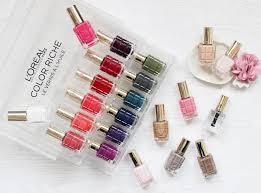 l u0027oreal colour riche le vernis a l u0027huile nail polishes tales of