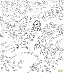 jesus resurrection coloring pages pictures of jesus printable coloring pages about jesus page