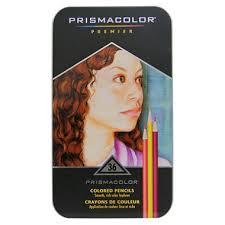 prismacolor pencils prismacolor premier soft colored pencils assorted colors