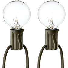 Clear Globe String Lights Outdoor by Better Homes And Gardens 20 Count Clear Glass Globe String Lights