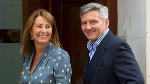 who are kate middleton u0027s parents meet carole and michael