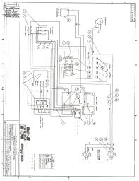 ez go electric golf cart wiring diagram and exceptional carlplant