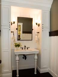Bathroom Pedestal Sink Storage Comfy China Series Small Pedestal Combo Bathroom Sink With Haus