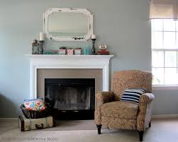 painting an old fireplace modern rooms colorful design luxury in